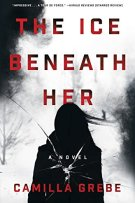 Review:  The Ice Beneath Her by Camilla Grebe