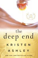 Review + excerpt : The Deep End (#1, Honey) by Kristen Ashley