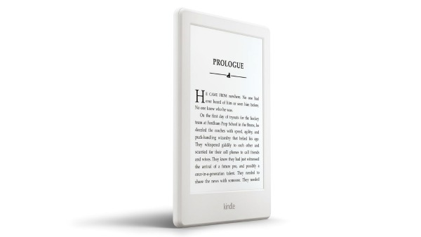 white kindle paperwhite