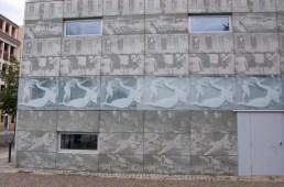 Bibiothek der FH Eberswalde
