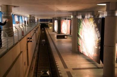 U-Bahnhof Bundestag