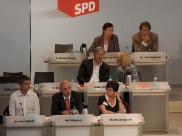 SPD Landesparteitag 2009