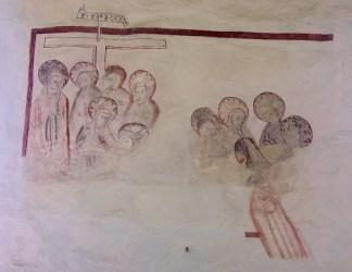 Mittelalterliche Ausmalung