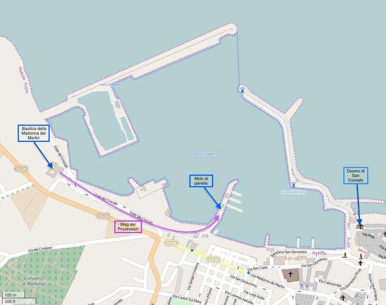 Hafen Molfetta