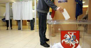 Mero rinkimai Vilniuje