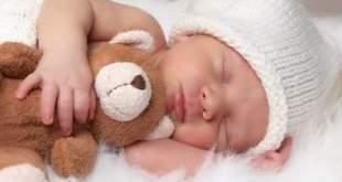 kūdikis, vaikas, miegas