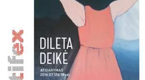 "Diletos Deikės paroda ""KOBIETA i ŽYCIE"""