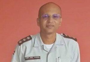 Major Vidal é o novo comandante da 94ª Companhia Independente de Polícia Militar de Caetité - Portal Vilson Nunes