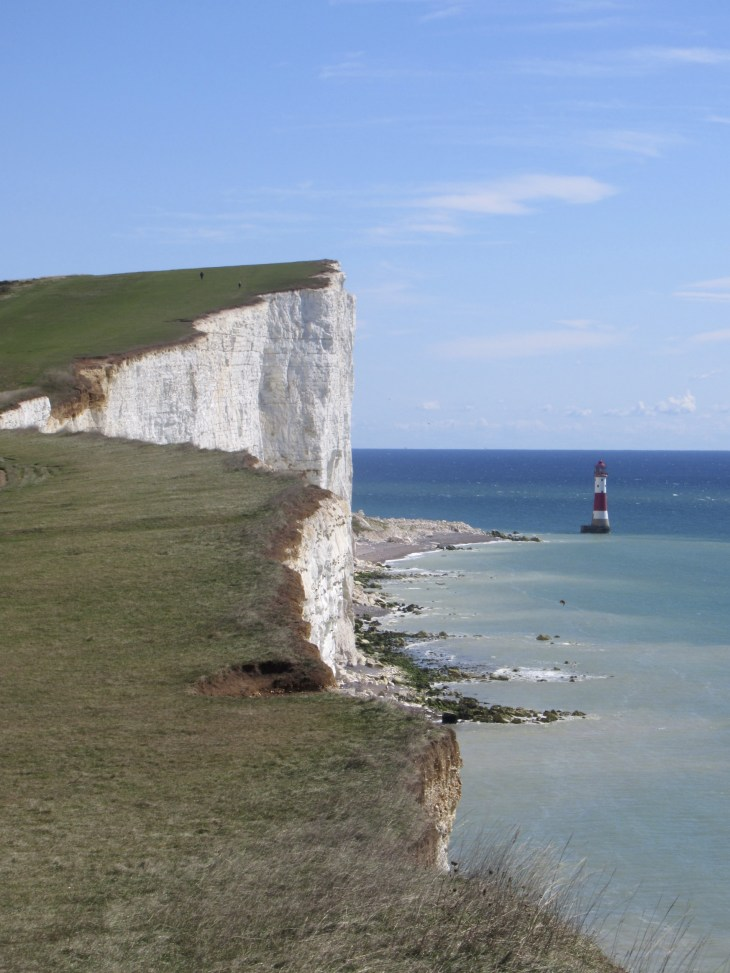 Beachy head kalliot