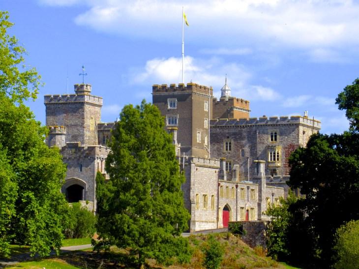 Powderdam castle