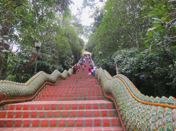 Temppelin portaat