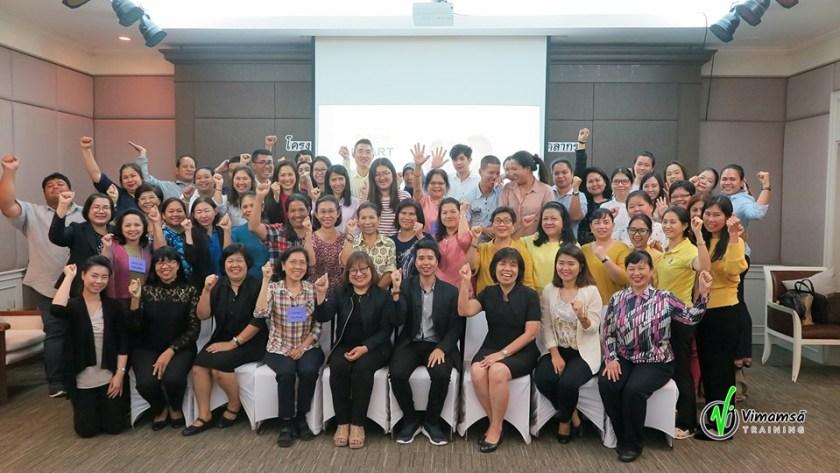การสื่อสารในองค์กร เพื่อการทำงานที่ดีขึ้น อาจารย์ราชมงคลกรุงเทพ