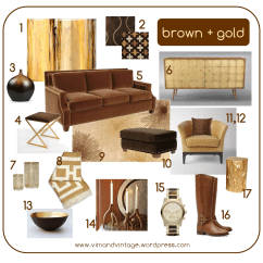 Bentley Churchill Sofa Crate And Barrel Margot Platinum Color Story Brown 43 Gold Vim Vintage Design Life