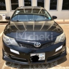 Brand New Toyota Camry For Sale In Ghana Grand Avanza 2017 Silver 2013 Cars Cheki Next View More Images Favourite 2 4 Se Automatic Accra