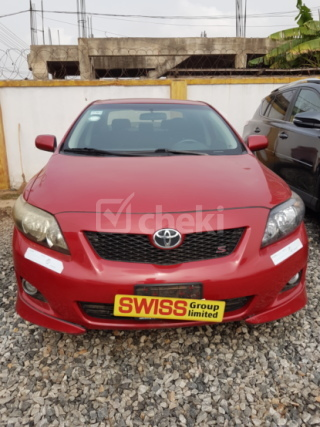 brand new toyota camry for sale in ghana harga all kijang innova 2016 type g vehicles cheki corolla 1 8