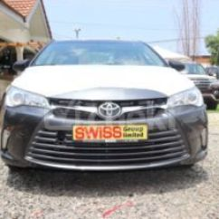 Brand New Toyota Camry For Sale In Ghana Yaris Trd Supercharger Kit 2018 Automatic Grey Petrol Cheki