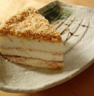 serradura easy goan dessert, dessert with whip cream, dessert with biscuit recipe, no bake dessert recipe