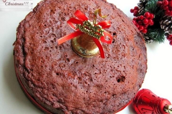 plum cake recipe, christmas plum cake recipe, kerala plum cake recipe