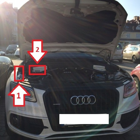 2014 Audi A4 Fuse Box Audi Q5 2012 2015 Where Is Vin Number Find Chassis