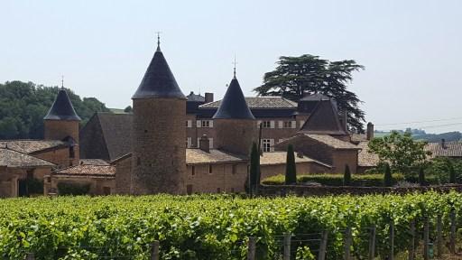 Château de Chasselas - Mâconnais