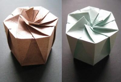 Feuille de papier plissé comme la muqueuse olfactive