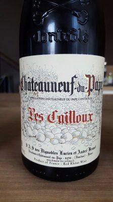 Chateauneuf-du-Pape Les Cailloux rouge