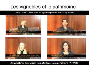 vignoble-video