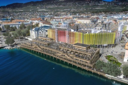 © Fête des Vignerons | Brönnimann-Gottreux Architectes