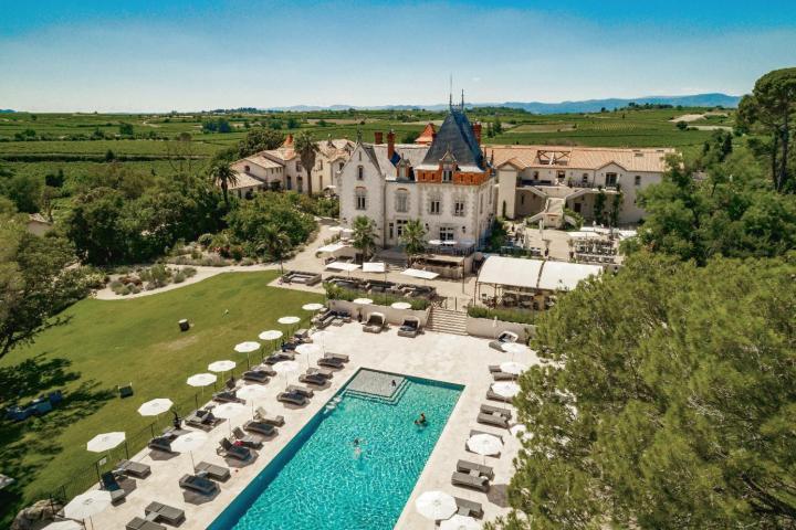 Château St Pierre de Serjac - Bonfils Vin & Châteaux