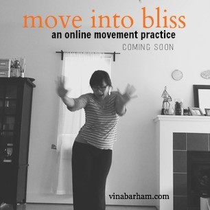 Move Into Bliss is Here! Start Your Online Movement Practice in May.