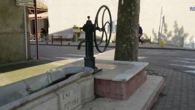 La pompe du curée Vinassan