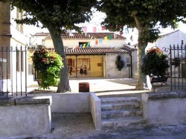 square saint martin de Vinassan