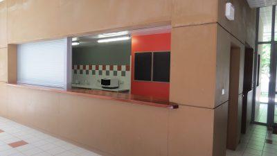 cuisine du foyer socio-culturel de Vinassan