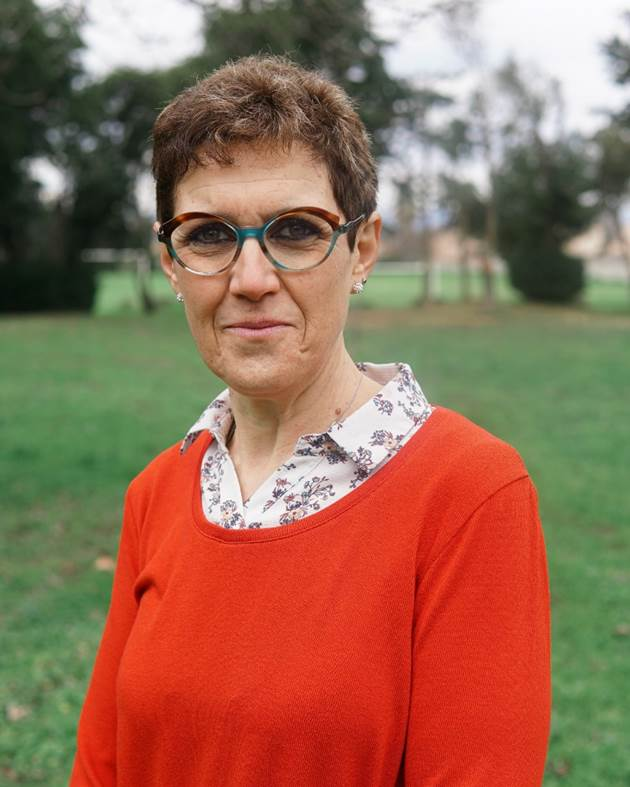 madame Fourgous conseillère municipale Vinassan