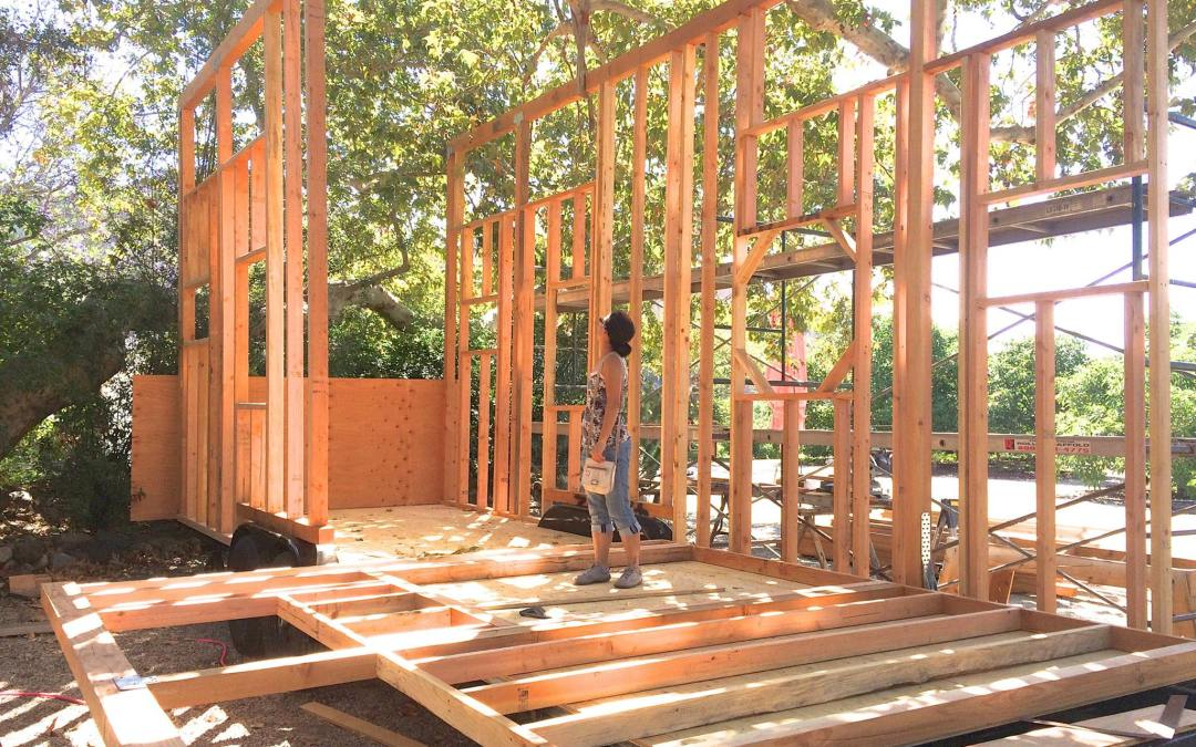 Update on Kevin & Anna's Tiny House Build
