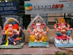 Idols Of Ganesh