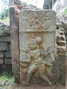 A Sculptors imagination at Nandi Hill