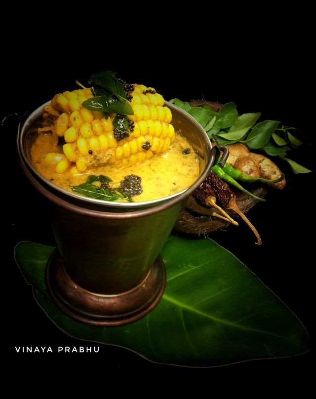 Alwathi /Wild Colocassia leaves Curry Recipe – Vinaya's Culinary