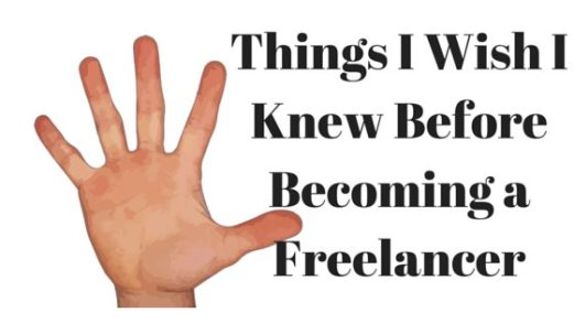 5 Things I Wish I Knew Before Becoming a Freelancer-Optimized