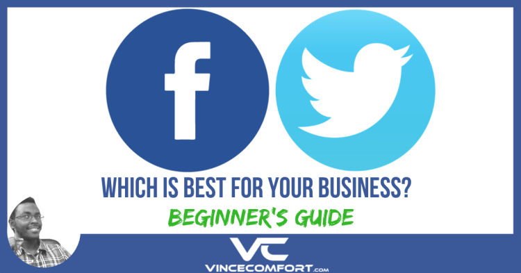 Facebook Or Twitter For Your Business Beginners Guide