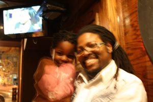 Skye and me