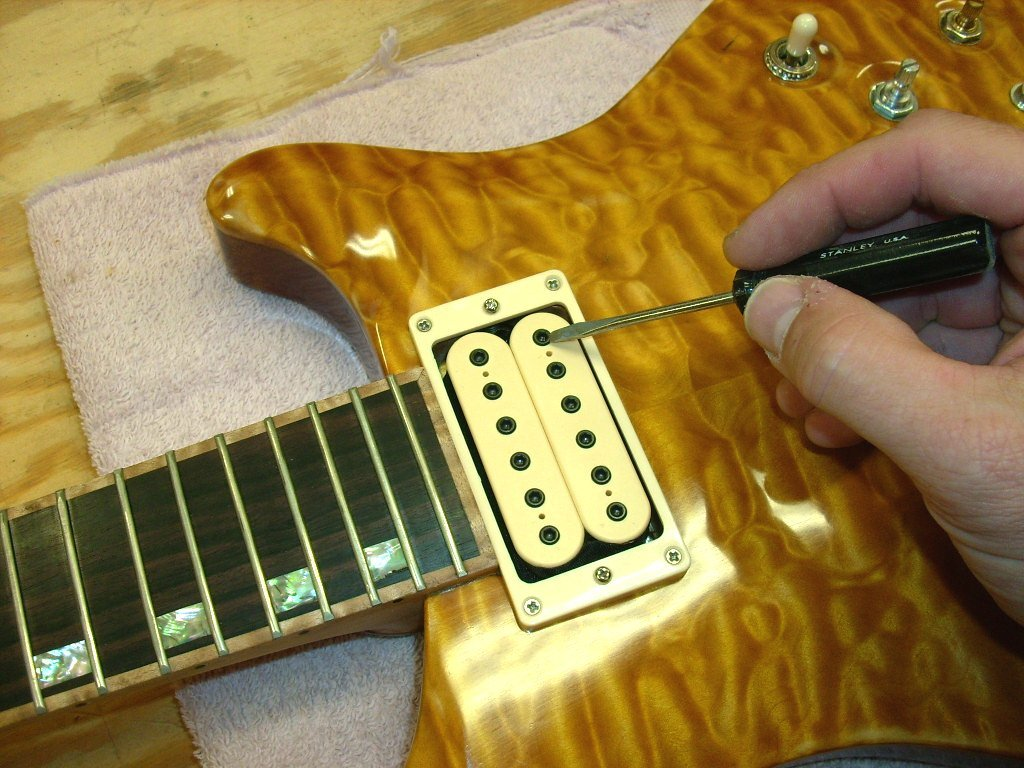Wiring Up Guitar Electronics 2 Soldering Backs Of Pots Youtube