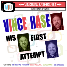 Vince Hase - His First Attempt