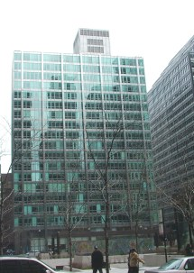 Inland Steel Building Time Tells
