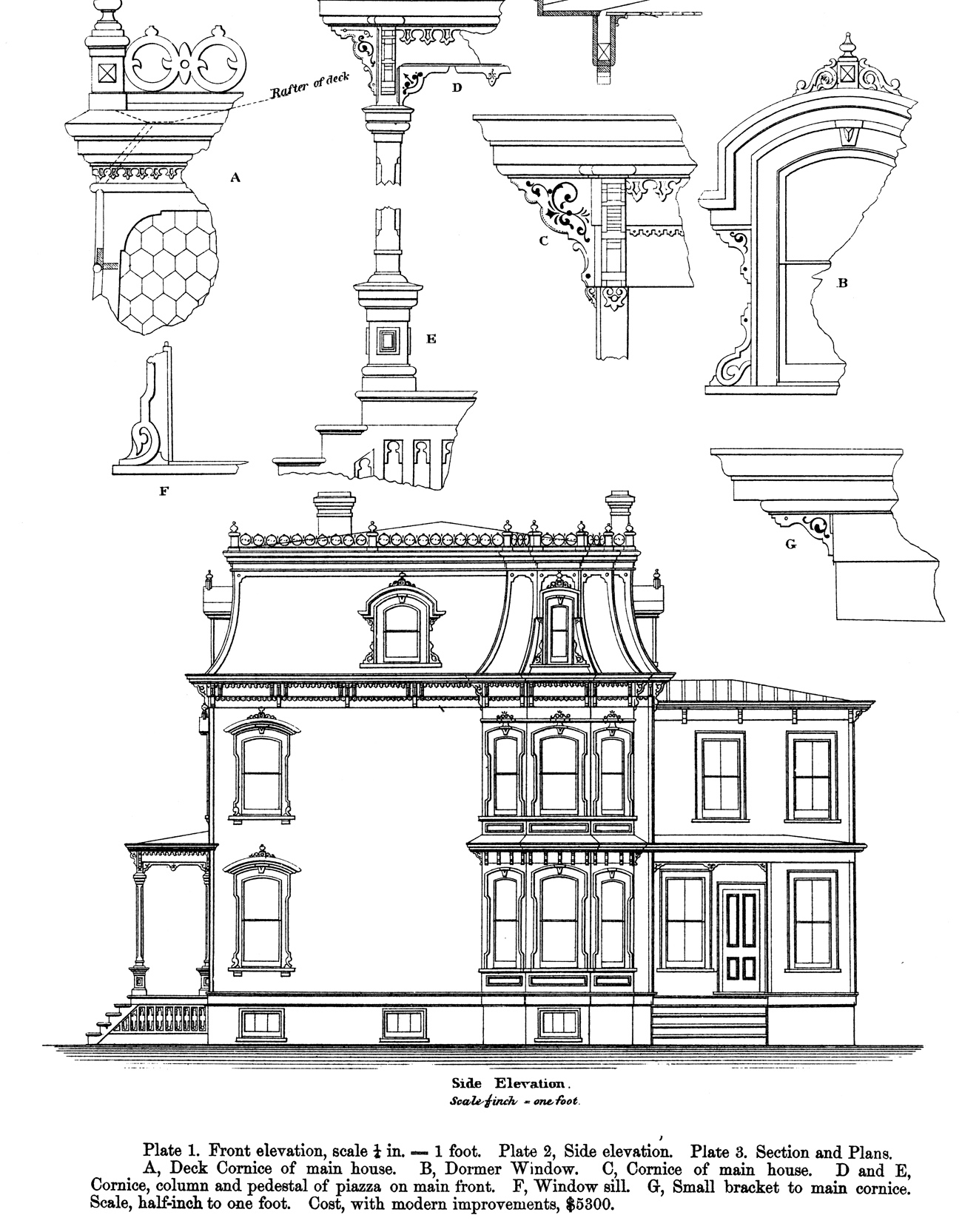 Second Empire Victorian Homes