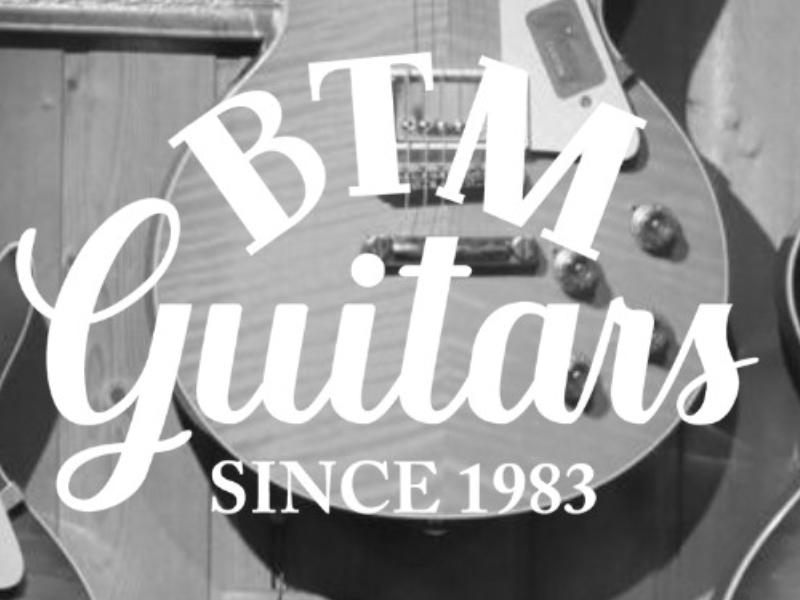 Vincent Bässe ab sofort bei BTM Guitars Nürnberg erhältlich