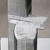 Dominique Perrault Architecture Maquette Du Projet Tour