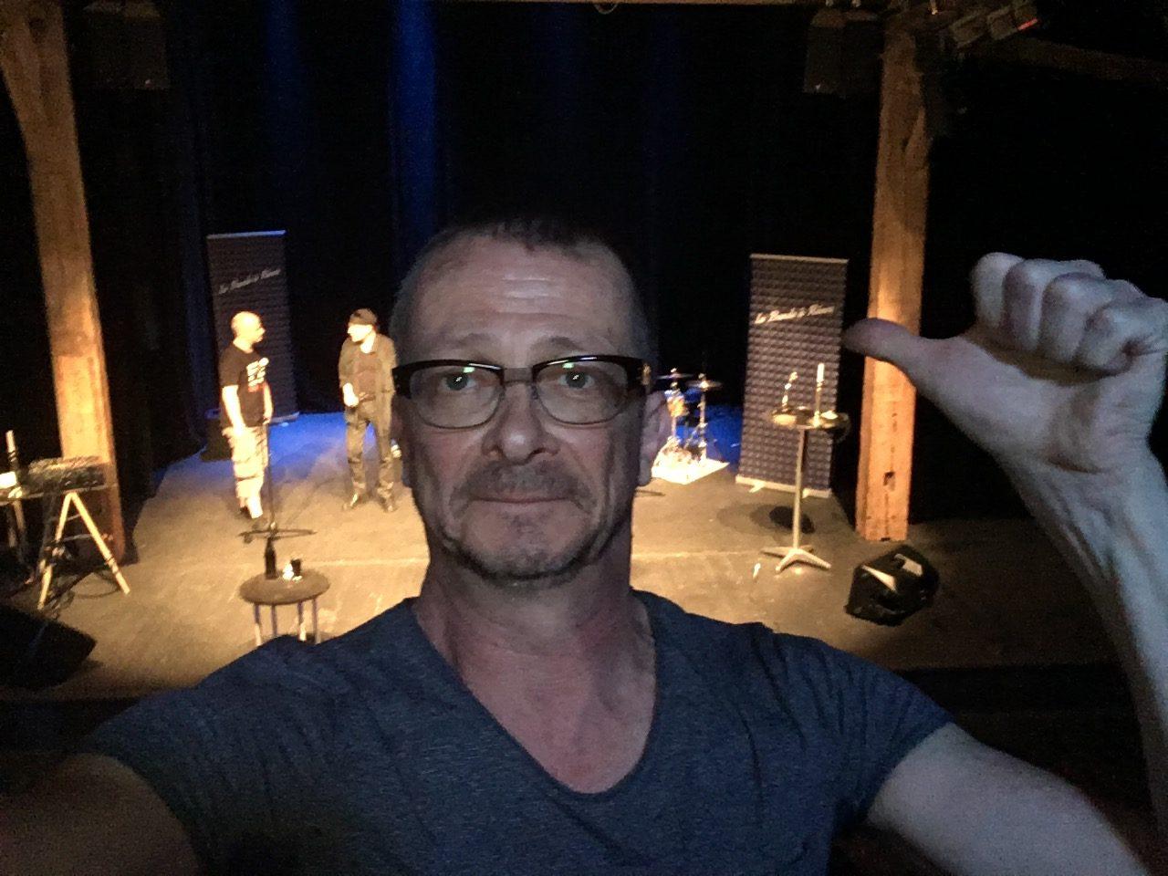 Vincent Kohler - La Bande à Révox - Môtiers