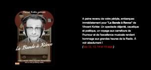 Vincent Kohler - La Bande à Révox - Théâtre Boulimie, Lausanne