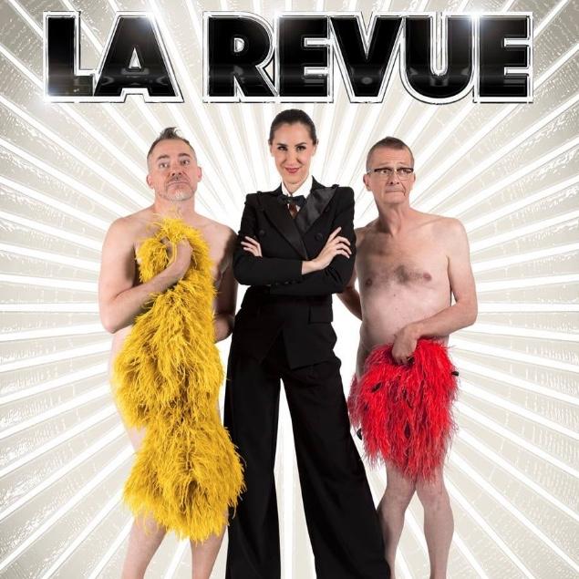 La Revue de Genève - Casino-Théâtre - Vincent Kohler
